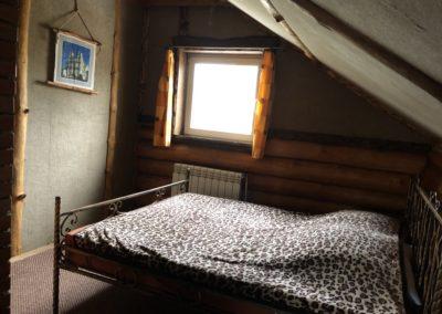 Гостевой домик. Вторая спальная комната.